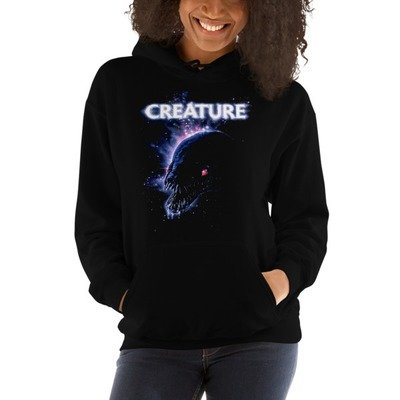 Creature Hooded Sweatshirt
