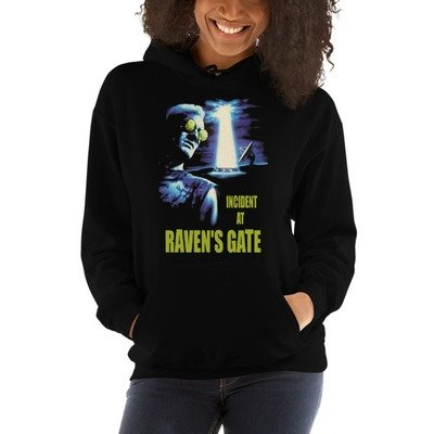 Incident at Raven's Gate Hooded Sweatshirt
