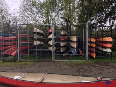 Monthly Boat Storage