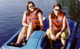1 Hour 2 to 3 Person Pedal Boat Gift Certificate