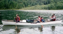 1 Hour 4 Person Canoe Gift Certificate