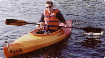 1 Hour Single Kayak Gift Certificate