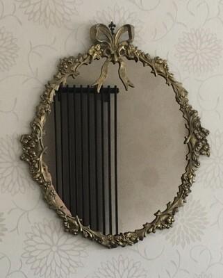 Bronze mirror