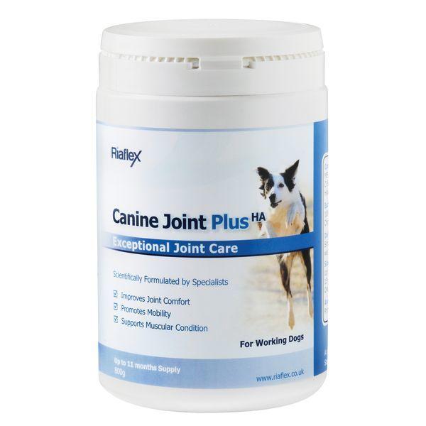 Riaflex Canine Joint Plus HA 400g RIACJP400