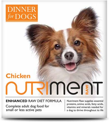 Dinner for Dogs - Chicken Dinner - 200g Tray 100232