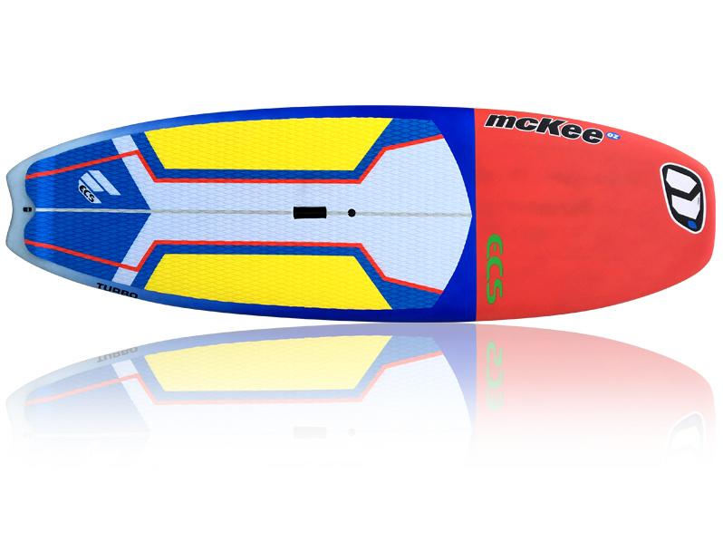 McKee Turbo SUP