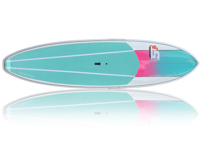 Inception Aqua/Pink - Package (Board, Bag, Paddle, Leash)
