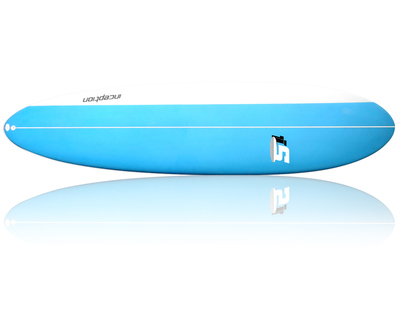 Inception Funboard Blue