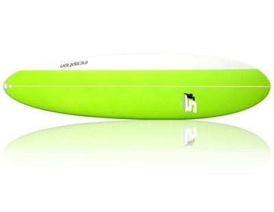 Inception Funboard Green