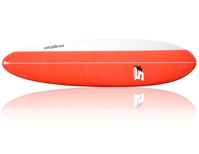 Inception Funboard Red