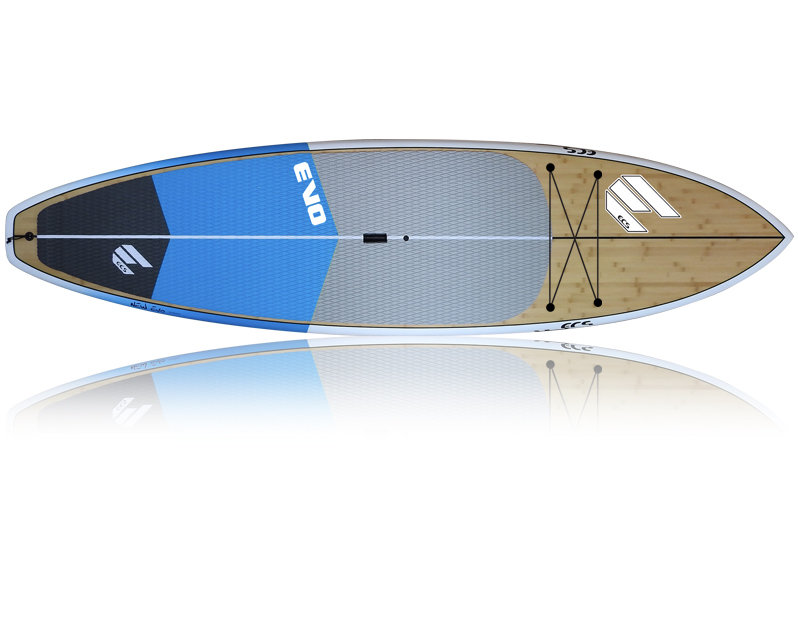 EVO Blue - Package (Board, Bag, Carbon Paddle)