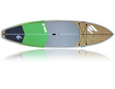 EVO Green - Package (Board, Bag, Carbon Paddle)