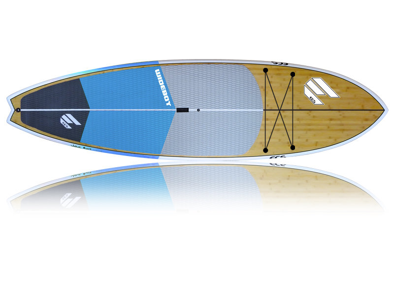 Wide Boy Blue Package (Board, Bag, Carbon Paddle)