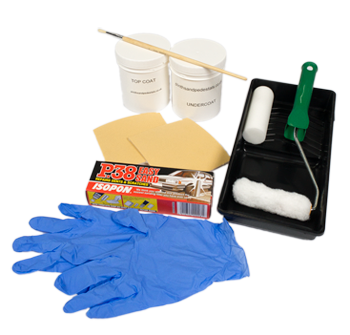 Plinth - Repair / Touch Up Kit - mdf