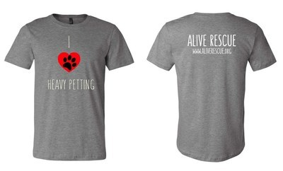 I <3 Heavy Petting T-shirt