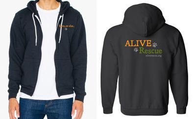 ALIVE Rescue (Save, or else) Hoodie