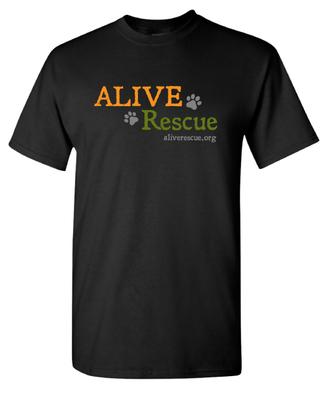 ALIVE Rescue t-shirt