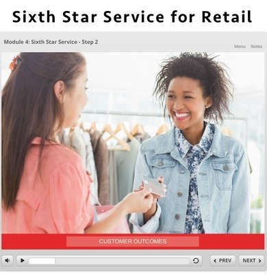 Sixth Star Customer Service for Retail