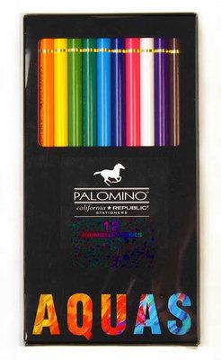 Palomino Aquarell Watercolor Pencils, 12 pencils