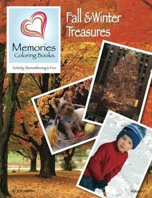 Winter Treasures - Memories Coloring Books, Vol 2