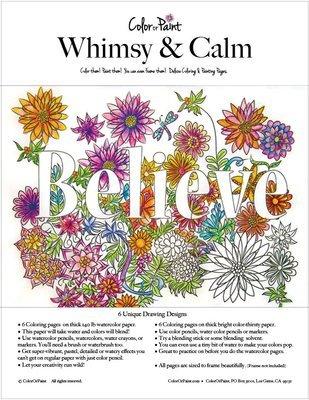Whimsy & Calm