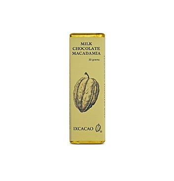 Barra de Chocolate Macadamia - 30 g