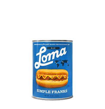 Salchicha Vegana Loma - 127 g