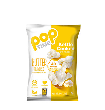 Poporopos POP Time® con Mantequilla - 28 g