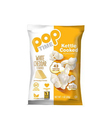 Poporopos POP Time® Cheddar - 28 g