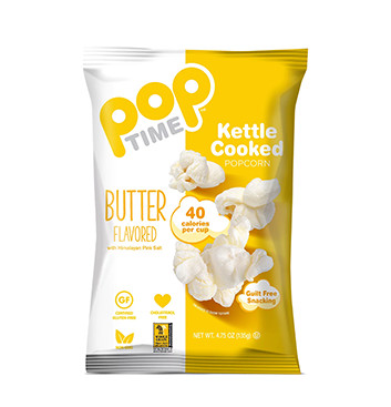 Poporopos POP Time® con Mantequilla - 135 g