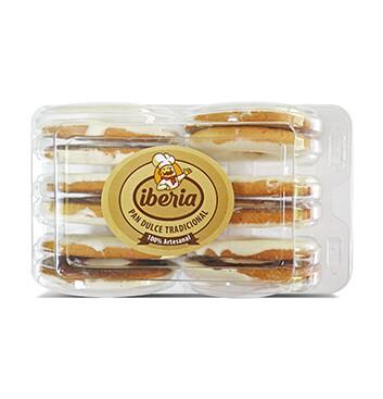 Roscas con Turrón Iberia® - 285 g