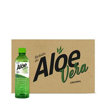 Caja de Aloe Vera Selección del Chef® Original - 24x500ml