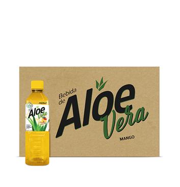 Caja Aloe Vera Selección del Chef® Mango - 24x500ml