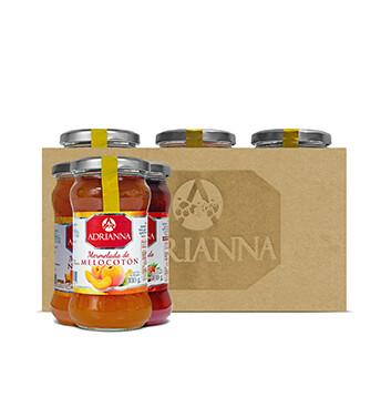 Caja de Mermeladas Adrianna® - 12x330g