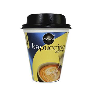 Café Carmoli® Sabor Vainilla - 8 onzas