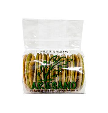 Torti Chips Artesano, 85g