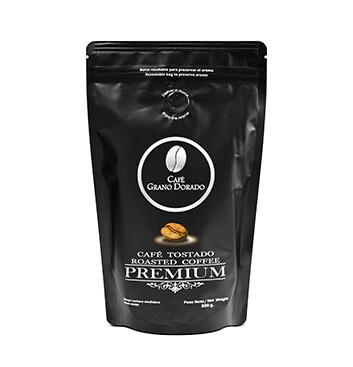 Café Grano Dorado Premium (Molido) - 300g