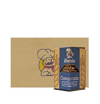 Caja de Champurradas Horneadas Iberia® - 12x460g