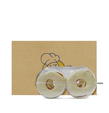 Caja con Roscas con Turrón Iberia® - 12x285g