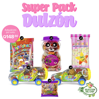 Super Pack Dulzón