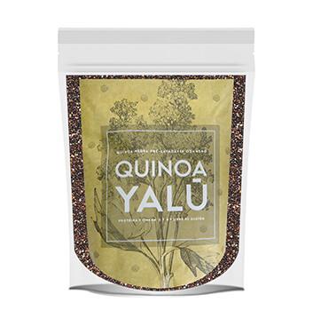 Quinoa Negra prelavada - 1 Libra
