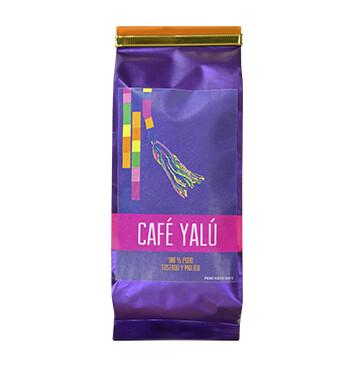Café tostado y molido Yalú-360g