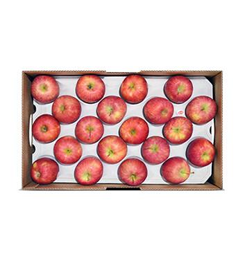 Caja de Manzanas Crimson Snow - Importada (Cal. 100-113) - 40 Libras