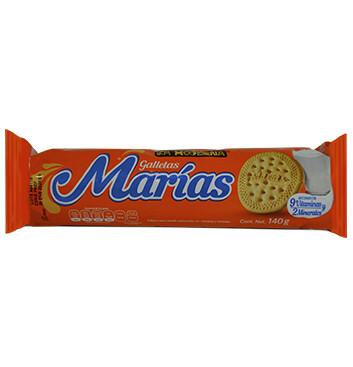 Paquete de Galletas Maria del Rollo La Moderna - 140g