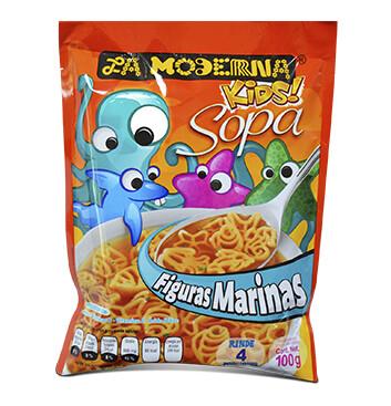 Sopa de Tomate Figura Marina La Moderna -100g