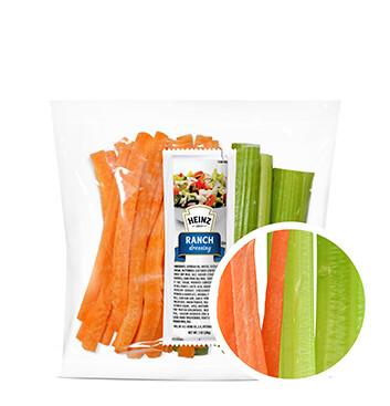 Apio y Zanahoria Sticks Gofresh® - 8 onzas