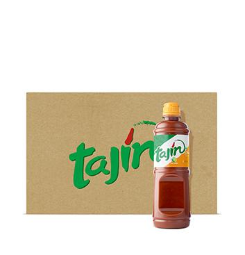 Caja de tajín® - Salsa Líquida Chamoy - 12x475ml