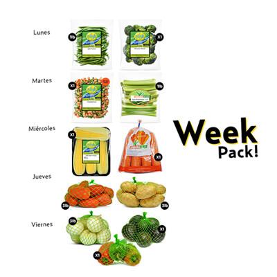 Week Pack!