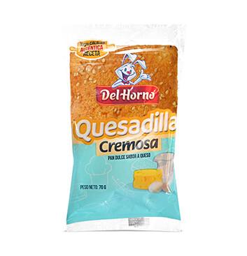 Quesadilla Cremosa Del Horno® - 70 g