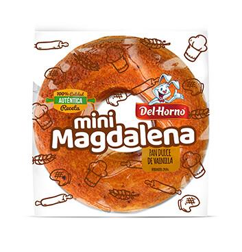 Mini Magdalena de Vainilla Del Horno® - 260 g